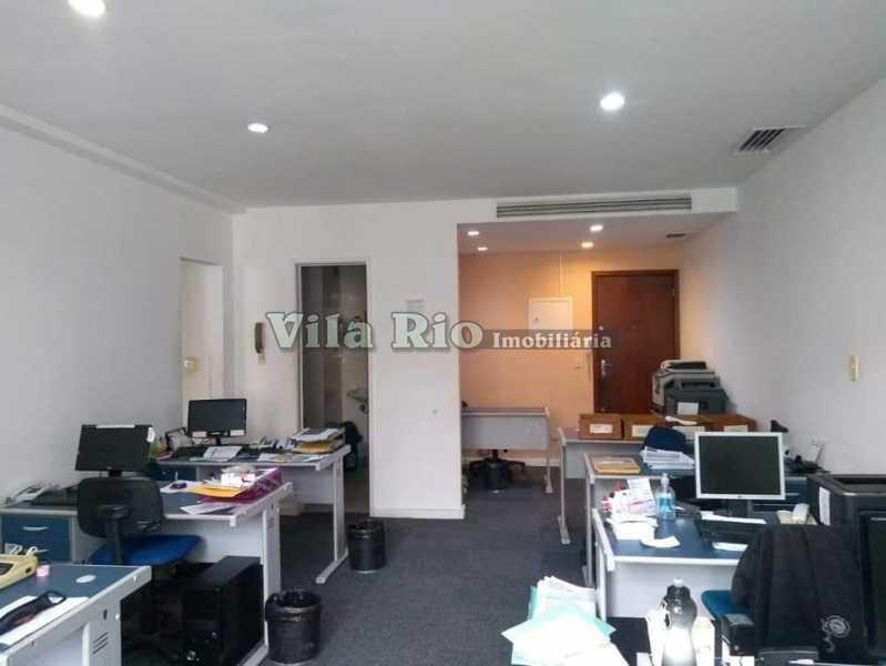 SALA 3 - Sala Comercial 27m² à venda Centro, Rio de Janeiro - R$ 160.000 - VSL00026 - 4