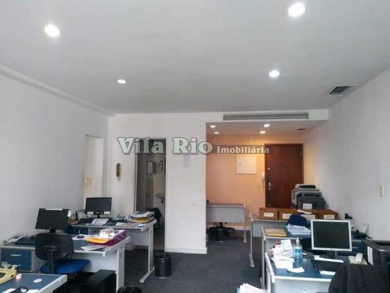 SALA 4 - Sala Comercial 27m² à venda Centro, Rio de Janeiro - R$ 160.000 - VSL00026 - 5