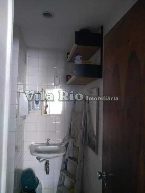 BANHEIRO 2 - Sala Comercial 27m² à venda Centro, Rio de Janeiro - R$ 160.000 - VSL00026 - 8