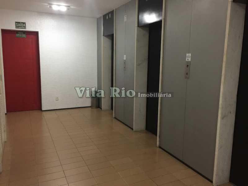 ELEVADOR - Sala Comercial 27m² à venda Centro, Rio de Janeiro - R$ 160.000 - VSL00026 - 10