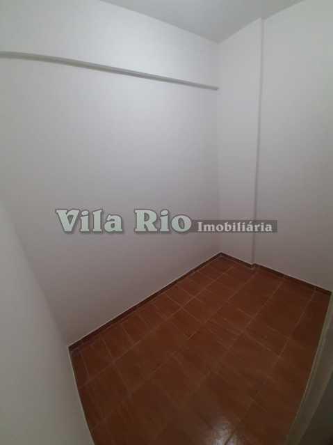 DEPENDENCIA - Apartamento 1 quarto à venda Vila da Penha, Rio de Janeiro - R$ 220.000 - VAP10074 - 6