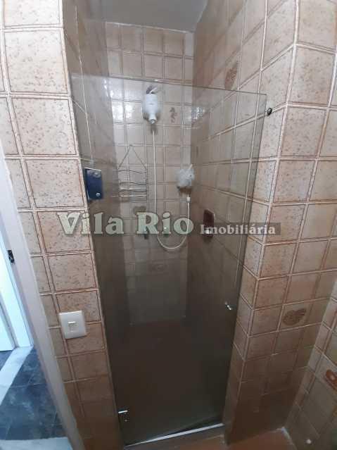 BANHEIRO SOCIAL 2 - Apartamento 1 quarto à venda Vila da Penha, Rio de Janeiro - R$ 220.000 - VAP10074 - 8