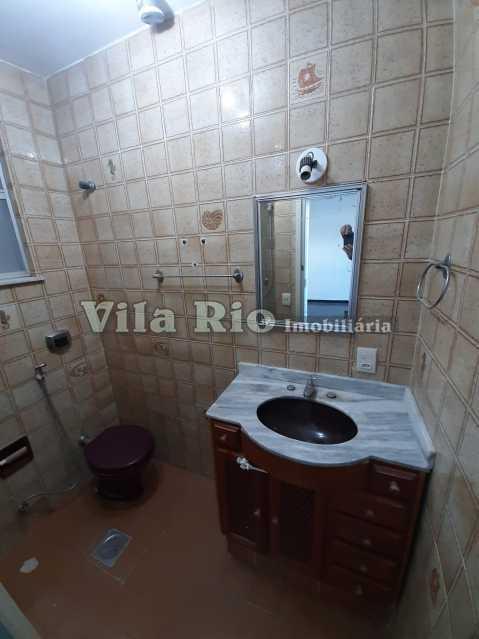 BANHEIRO SOCIAL 3 - Apartamento 1 quarto à venda Vila da Penha, Rio de Janeiro - R$ 220.000 - VAP10074 - 9