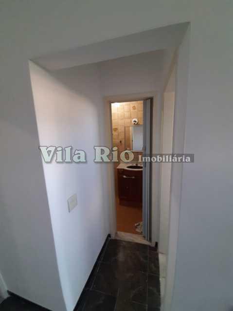 CIRCULAÇÃO - Apartamento 1 quarto à venda Vila da Penha, Rio de Janeiro - R$ 220.000 - VAP10074 - 11