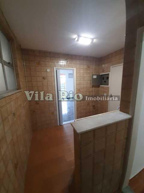 COZINHA 2 - Apartamento 1 quarto à venda Vila da Penha, Rio de Janeiro - R$ 220.000 - VAP10074 - 12