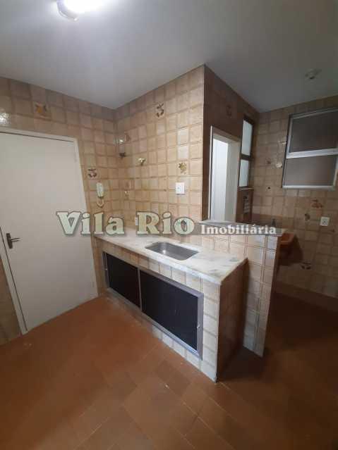 COZINHA - Apartamento 1 quarto à venda Vila da Penha, Rio de Janeiro - R$ 220.000 - VAP10074 - 13
