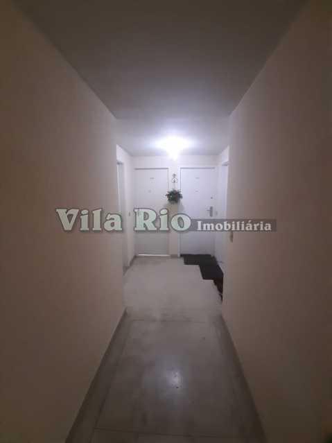 CIRCULAÇÃO DO ANDAR - Apartamento 1 quarto à venda Vila da Penha, Rio de Janeiro - R$ 220.000 - VAP10074 - 17