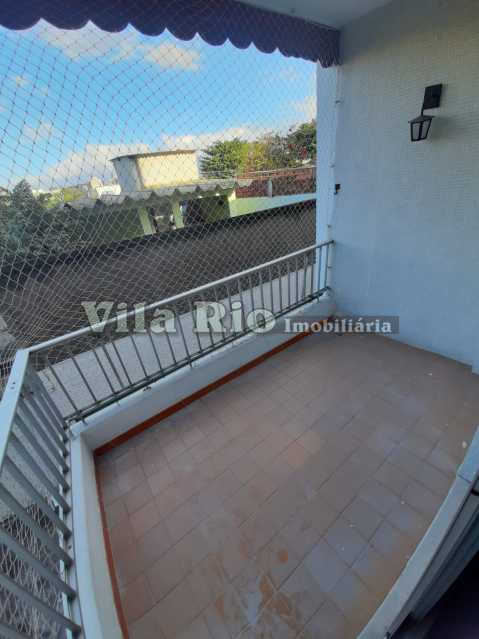 VARANDA - Apartamento 1 quarto à venda Vila da Penha, Rio de Janeiro - R$ 220.000 - VAP10074 - 16