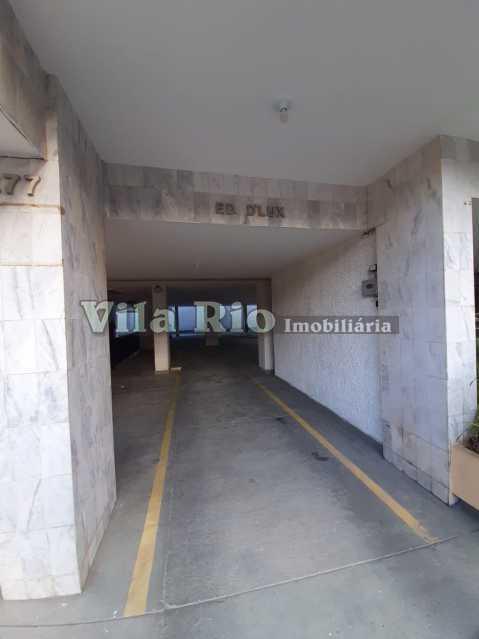 ESTACIONAMENTO - Apartamento 1 quarto à venda Vila da Penha, Rio de Janeiro - R$ 220.000 - VAP10074 - 24