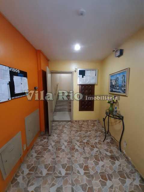 HALL DE ENTRADA - Apartamento 1 quarto à venda Vila da Penha, Rio de Janeiro - R$ 220.000 - VAP10074 - 25