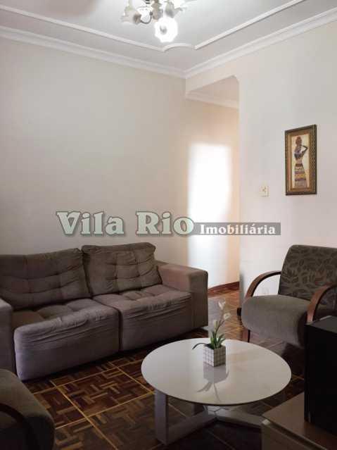SALA 1. - Apartamento 2 quartos à venda Vaz Lobo, Rio de Janeiro - R$ 270.000 - VAP20814 - 1