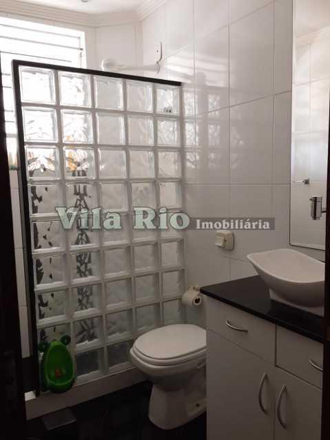 BANHEIRO 1. - Apartamento 2 quartos à venda Vaz Lobo, Rio de Janeiro - R$ 270.000 - VAP20814 - 7