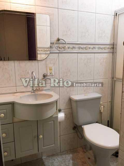 BANHEIRO 2. - Apartamento 2 quartos à venda Vaz Lobo, Rio de Janeiro - R$ 270.000 - VAP20814 - 8