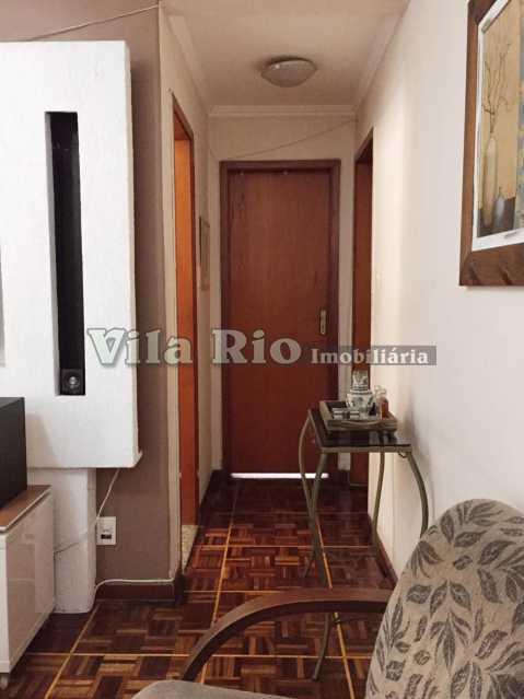 CIRCULAÇÃO. - Apartamento 2 quartos à venda Vaz Lobo, Rio de Janeiro - R$ 270.000 - VAP20814 - 9