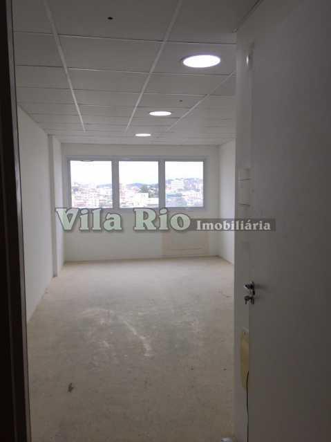 SALA 1. - Sala Comercial 29m² à venda Vila da Penha, Rio de Janeiro - R$ 145.000 - VSL00027 - 1