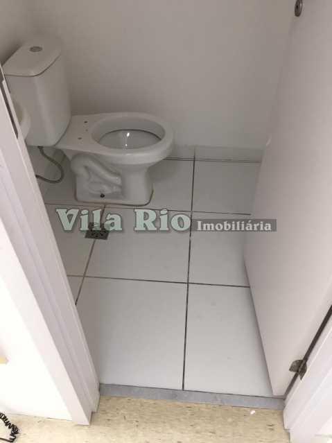 BANHEIRO 3. - Sala Comercial 29m² à venda Vila da Penha, Rio de Janeiro - R$ 145.000 - VSL00027 - 7