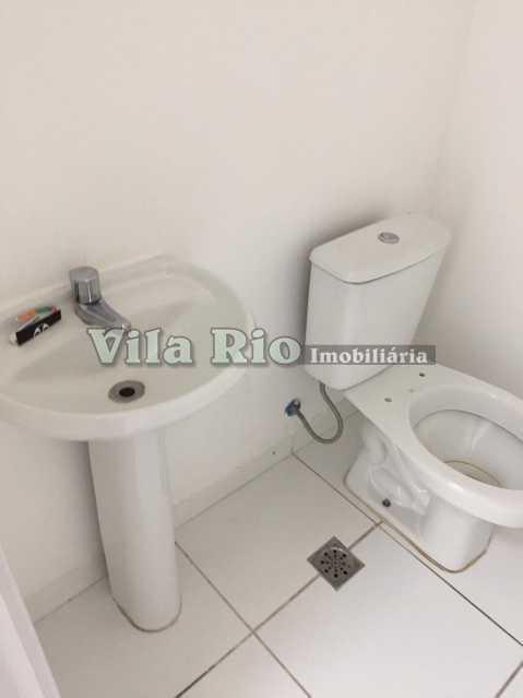 BANHEIRO 4. - Sala Comercial 29m² à venda Vila da Penha, Rio de Janeiro - R$ 145.000 - VSL00027 - 8