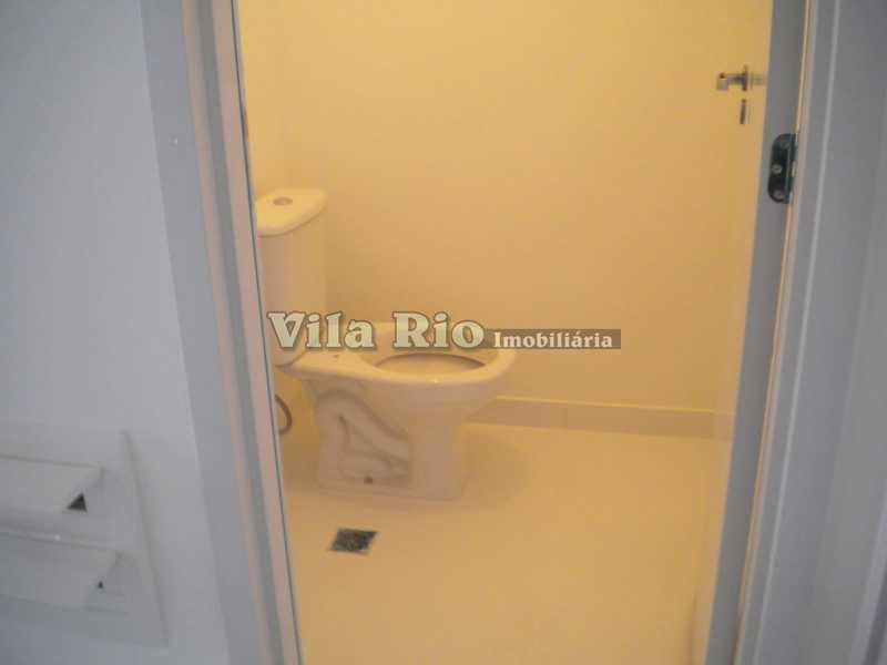 BANHEIRO 7. - Sala Comercial 29m² à venda Vila da Penha, Rio de Janeiro - R$ 145.000 - VSL00027 - 11