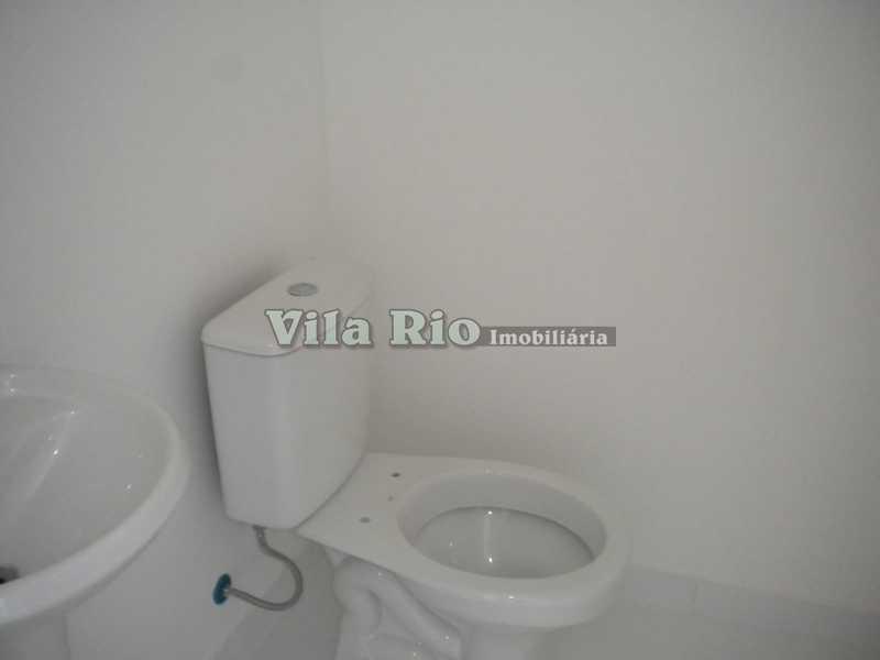 BANHEIRO 8. - Sala Comercial 29m² à venda Vila da Penha, Rio de Janeiro - R$ 145.000 - VSL00027 - 12
