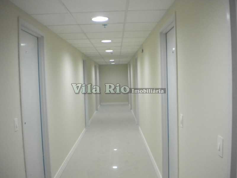 CIRCULULAÇÃO EXTERNA. - Sala Comercial 29m² à venda Vila da Penha, Rio de Janeiro - R$ 145.000 - VSL00027 - 13