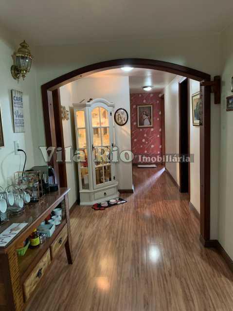 SALA 2 - Casa 3 quartos à venda Vista Alegre, Rio de Janeiro - R$ 780.000 - VCA30095 - 3