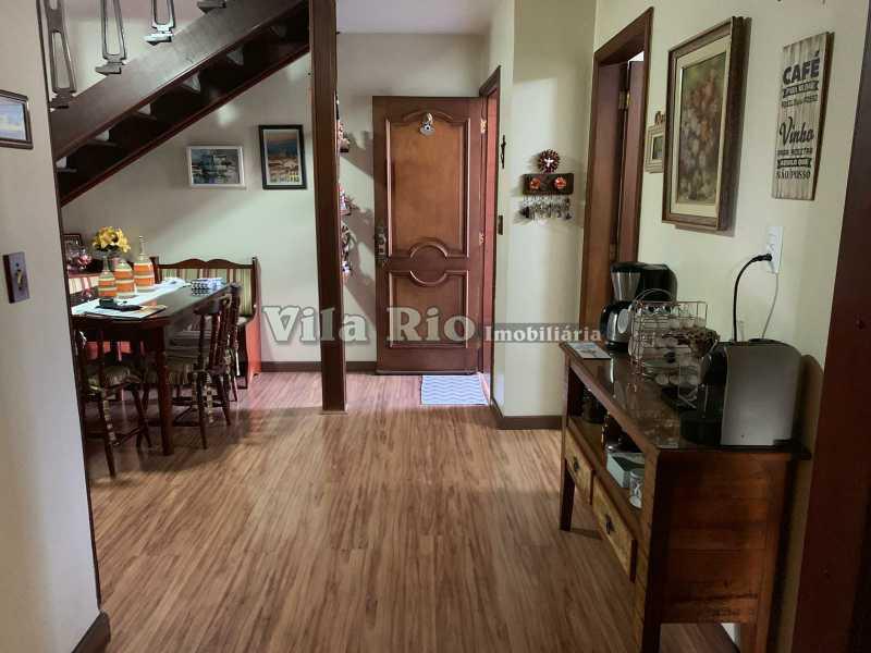 SALA 1 - Casa 3 quartos à venda Vista Alegre, Rio de Janeiro - R$ 780.000 - VCA30095 - 1