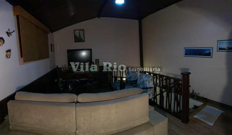 SALA TV1 - Casa 3 quartos à venda Vista Alegre, Rio de Janeiro - R$ 780.000 - VCA30095 - 7