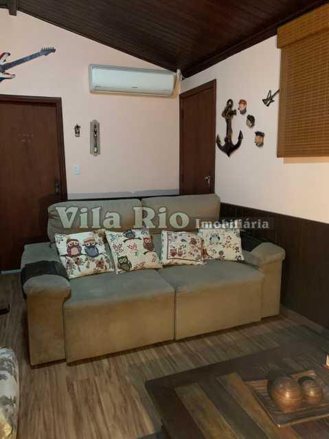 SALA DE TV1. - Casa 3 quartos à venda Vista Alegre, Rio de Janeiro - R$ 780.000 - VCA30095 - 8
