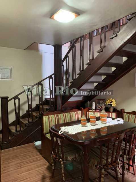 SALA 3 - Casa 3 quartos à venda Vista Alegre, Rio de Janeiro - R$ 780.000 - VCA30095 - 5