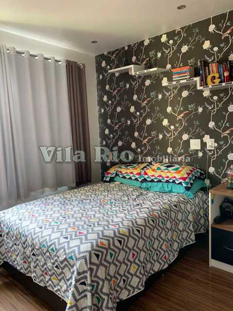 QUARTO 1. - Casa 3 quartos à venda Vista Alegre, Rio de Janeiro - R$ 780.000 - VCA30095 - 9