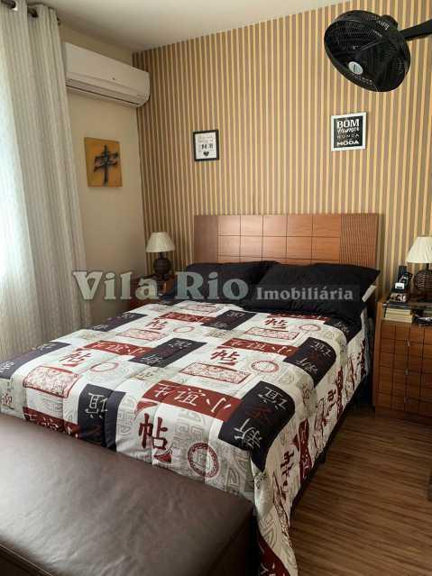QUARTO 4. - Casa 3 quartos à venda Vista Alegre, Rio de Janeiro - R$ 780.000 - VCA30095 - 12