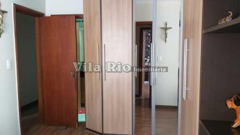 QUARTO 6. - Casa 3 quartos à venda Vista Alegre, Rio de Janeiro - R$ 780.000 - VCA30095 - 14