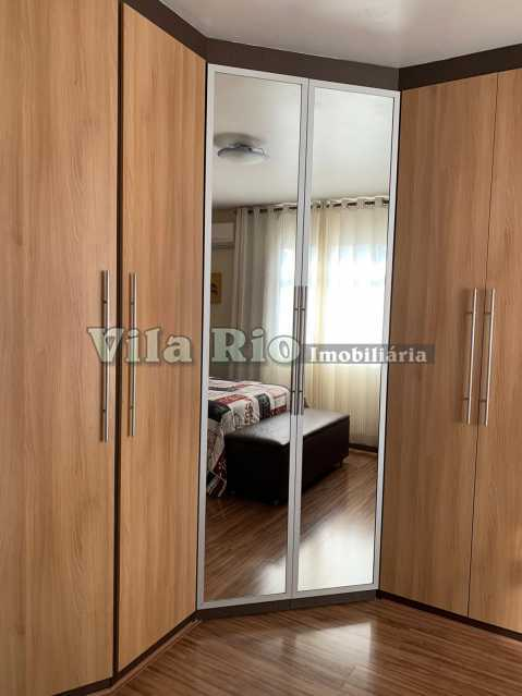 QUARTO 8. - Casa 3 quartos à venda Vista Alegre, Rio de Janeiro - R$ 780.000 - VCA30095 - 16
