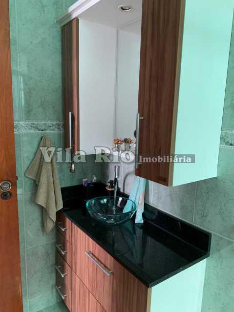 BANHEIRO 2. - Casa 3 quartos à venda Vista Alegre, Rio de Janeiro - R$ 780.000 - VCA30095 - 18