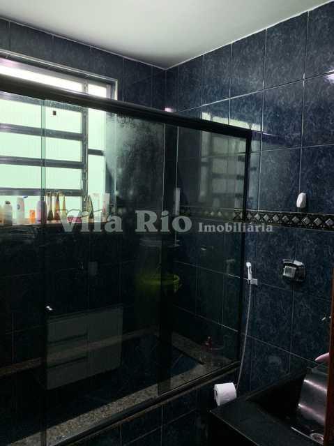 BANHEIRO 3. - Casa 3 quartos à venda Vista Alegre, Rio de Janeiro - R$ 780.000 - VCA30095 - 19