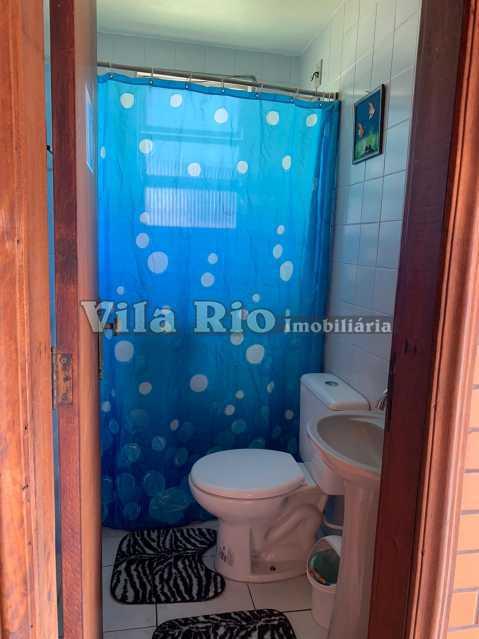 BANHEIRO 4. - Casa 3 quartos à venda Vista Alegre, Rio de Janeiro - R$ 780.000 - VCA30095 - 20