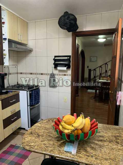 COZINHA 1. - Casa 3 quartos à venda Vista Alegre, Rio de Janeiro - R$ 780.000 - VCA30095 - 21