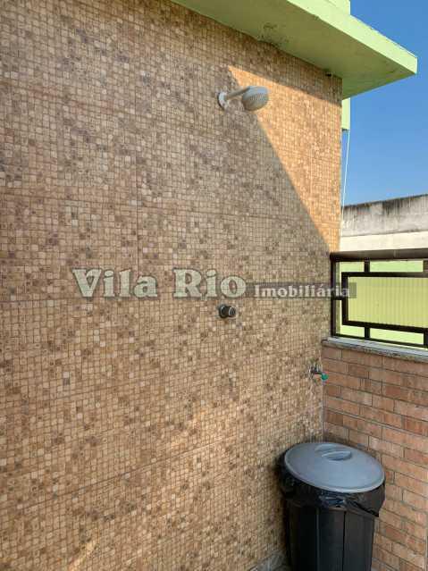 CHUVEIRÃO. - Casa 3 quartos à venda Vista Alegre, Rio de Janeiro - R$ 780.000 - VCA30095 - 24