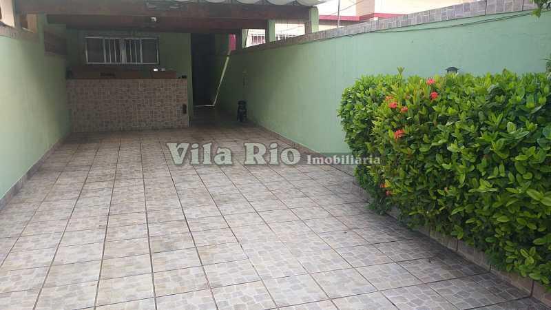 GARAGEM. - Casa 3 quartos à venda Vista Alegre, Rio de Janeiro - R$ 780.000 - VCA30095 - 25
