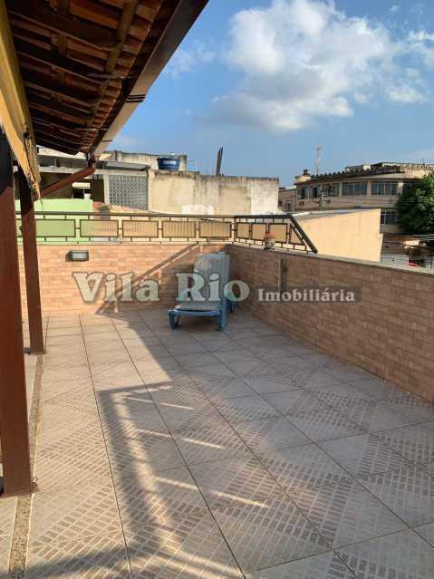 TERRAÇO 4. - Casa 3 quartos à venda Vista Alegre, Rio de Janeiro - R$ 780.000 - VCA30095 - 29