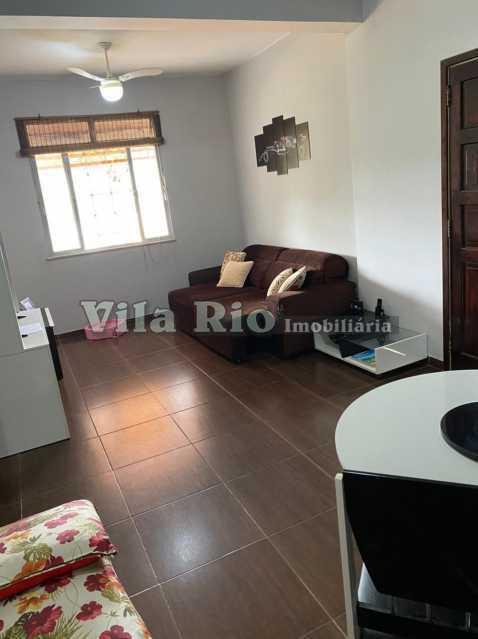 SALA 2 - Apartamento 2 quartos à venda Braz de Pina, Rio de Janeiro - R$ 165.000 - VAP20818 - 3
