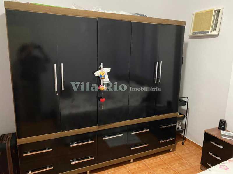 QUARTO 3 - Apartamento 2 quartos à venda Braz de Pina, Rio de Janeiro - R$ 165.000 - VAP20818 - 6