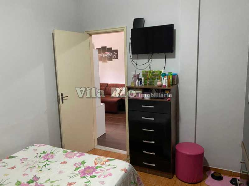 QUARTO 4 - Apartamento 2 quartos à venda Braz de Pina, Rio de Janeiro - R$ 165.000 - VAP20818 - 7