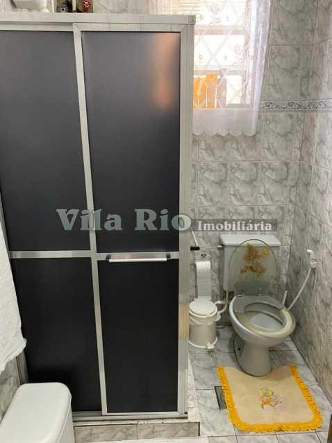 BANHEIRO 2 - Apartamento 2 quartos à venda Braz de Pina, Rio de Janeiro - R$ 165.000 - VAP20818 - 9