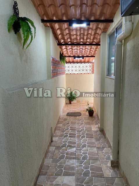CIRCULAÇÃO EXTERNA - Apartamento 2 quartos à venda Braz de Pina, Rio de Janeiro - R$ 165.000 - VAP20818 - 13