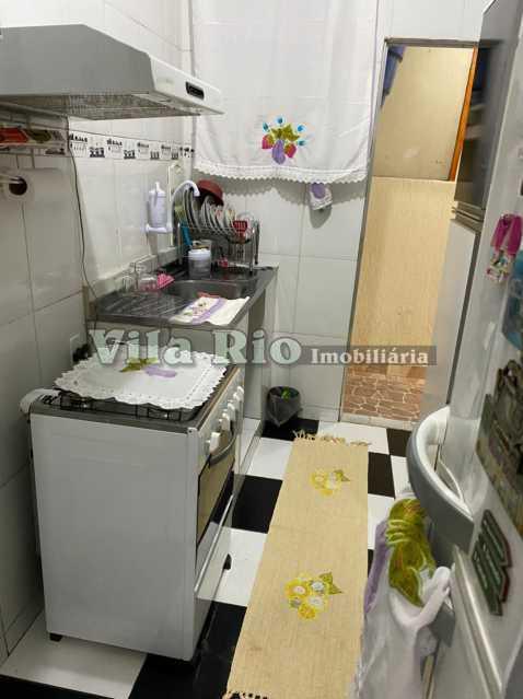 COZINHA 1 - Apartamento 2 quartos à venda Braz de Pina, Rio de Janeiro - R$ 165.000 - VAP20818 - 10