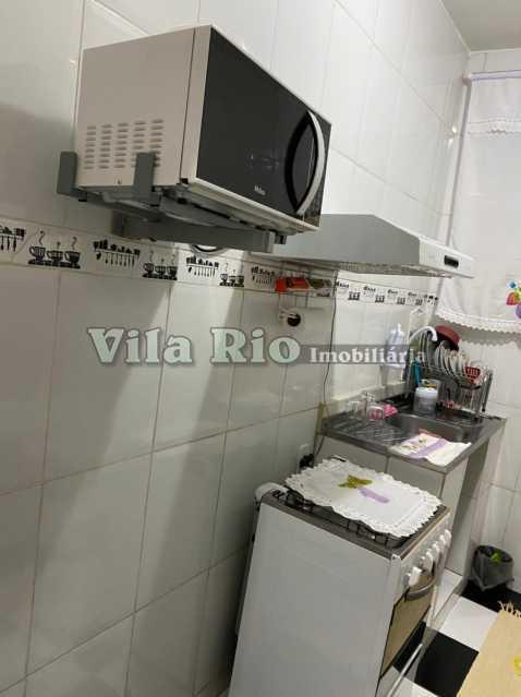 COZINHA 2 - Apartamento 2 quartos à venda Braz de Pina, Rio de Janeiro - R$ 165.000 - VAP20818 - 11