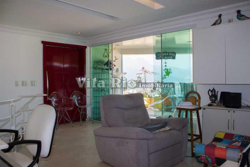 2° SALA  - Cobertura 2 quartos à venda Barra da Tijuca, Rio de Janeiro - R$ 2.000.000 - VCO20012 - 4