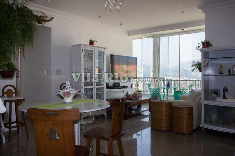 1° SALA 1 - Cobertura 2 quartos à venda Barra da Tijuca, Rio de Janeiro - R$ 2.000.000 - VCO20012 - 1