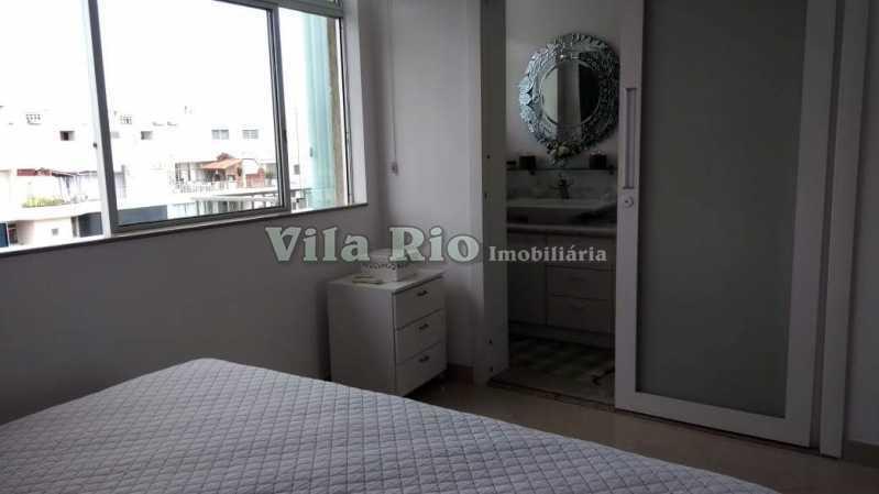 1º QUARTO 1 - Cobertura 2 quartos à venda Barra da Tijuca, Rio de Janeiro - R$ 2.000.000 - VCO20012 - 5